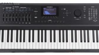 Kurzweil Forte 88-key Synthesizer and Stage Piano