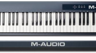 M-Audio Keystation 88 MkII - 88-Key MIDI Keyboard Controller