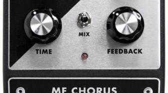 Moog Minifooger MF Chorus Pedal