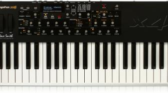 Dave Smith Instruments Mopho x4 Analog Synthesizer