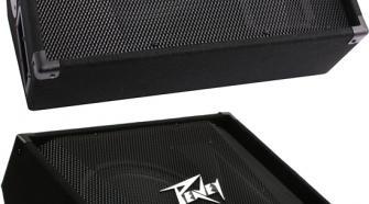 Peavey PV 12M Passive Floor Monitor Speaker Cabinet