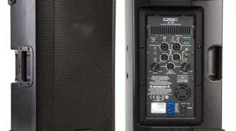 QSC K10 10 inch 1000 watt Powered PA Speaker
