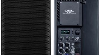 QSC K8.2 2000 Watt Powered PA Speaker