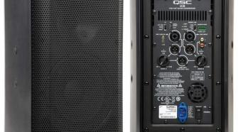 QSC K8 Powered PA Speaker - 1000W