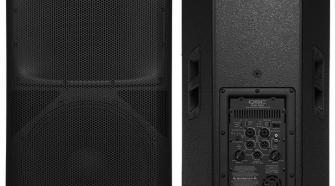 "QSC KW152 15"" 1000W 2-Way Powered PA Speaker"
