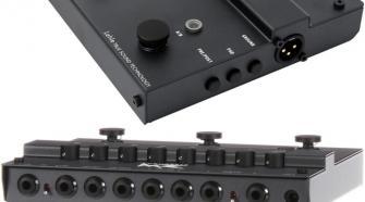 RMI Basswitch IQ DI Bass Preamp Pedal
