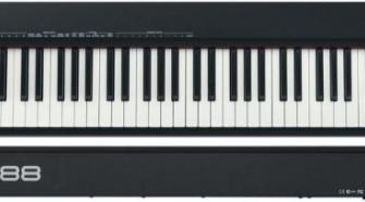 Roland A-88 - 88-key MIDI Keyboard Controller