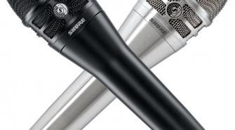 Shure KSM8 Dualdyne Dynamic Handheld Microphone
