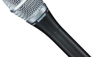 Shure SM86 Cardioid Condenser Vocal Microphone
