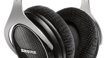 Shure SRH1540 Mastering & Studio Closed-Back Headphones