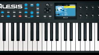 Alesis VX49 49-Key USB MIDI Keyboard Controller