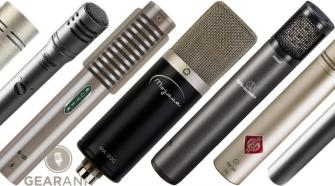 The Best Mics for Recording Acoustic Guitar