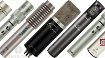 The Best Microphones for Recording Acoustic Guitar - $99 to $1,500