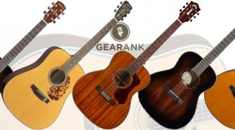 The Highest Rated Acoustic Guitars Under $1000