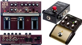 Best Acoustic Preamp Pedal Guide