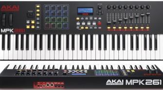 Akai Professional MPK261 61-Key MIDI Keyboard Controller