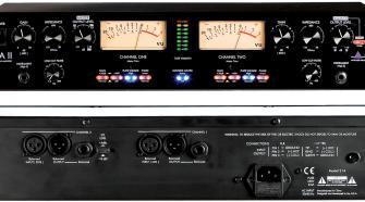 ART Pro MPA-II Two Channel Mic Preamp