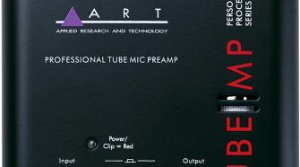 ART Tube MP Mic Preamp
