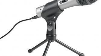 Audio-Technica ATR2100 Cardioid Dynamic XLR & USB Microphone