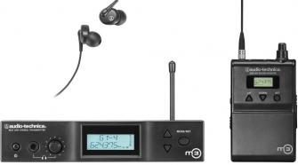 Audio-Technica M3 Wireless In-Ear Monitor System