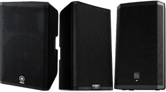 The Best Powered PA Speakers
