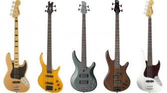 5 Budget Bass Guitars