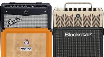 Budget Guitar Amps