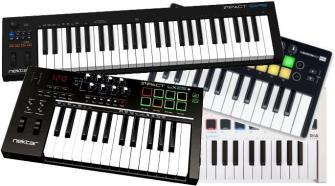 The Best Cheap MIDI Keyboards Under $100
