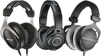 The best closed back headphones for recording