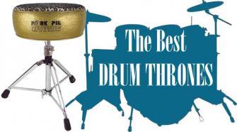 The Best Drum Thrones