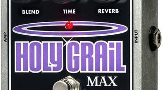 Electro-Harmonix Holy Grail Max Reverb Pedal
