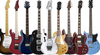 Electric Guitars Under $500