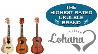 The Highest Rated Ukulele Brands