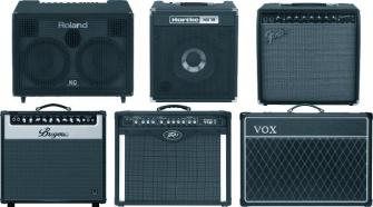 Musical Instrument Amplifiers