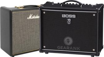 The Highest Rated Combo Guitar Amps Under $300