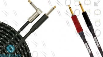 The Highest Rated Guitar Cables
