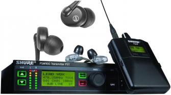 Wireless In-Ear Monitors