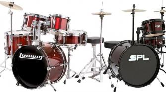 The Best Junior Drum Sets For Kids