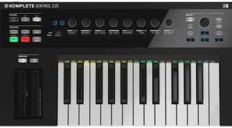 Native Instruments Komplete Kontrol S25 25-Key MIDI Controller