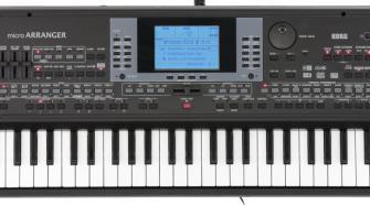 Korg MicroArranger Portable Keyboard