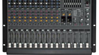 Mackie PPM1012 Powered Audio Mixer