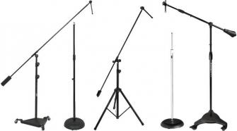 The Best Mic Stands for Stage and Studio