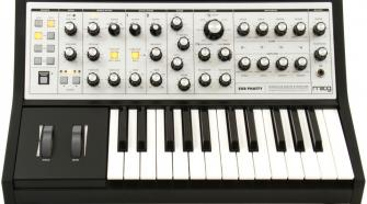 Moog Sub Phatty Analog Synthesizer