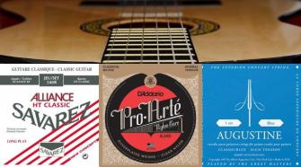 Nylon Guitar Strings
