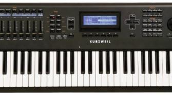 Kurzweil PC3K6 61-key Synthesizer Workstation