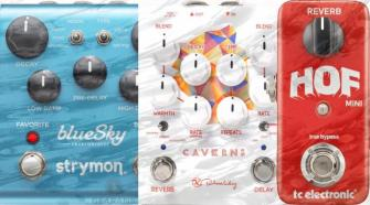The Highest Rated Guitar Reverb Pedals
