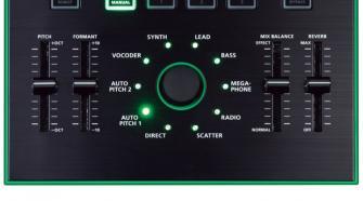 Roland VT-3 Voice Transformer Vocal Effects Processor