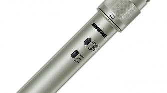 Shure KSM141 SL Dual-pattern End-Address Condenser Microphone