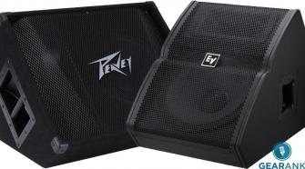 Guide to the Highest Rated Powered & Passive Stage Monitors