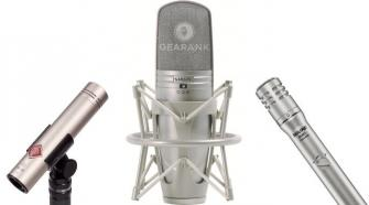 The Highest Rated Condenser Mics